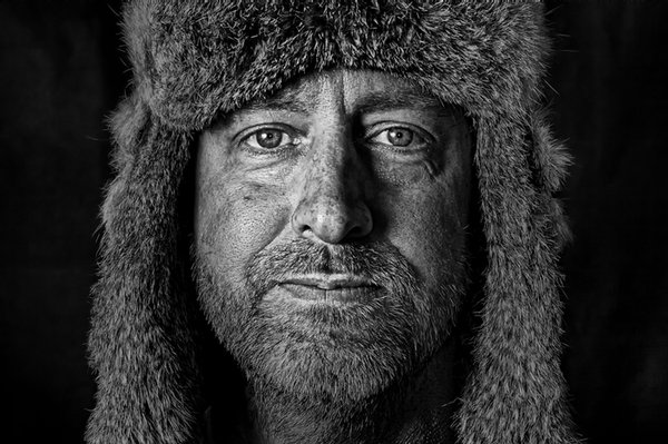 Creating gritty black and white portraits jeff smallwood photography